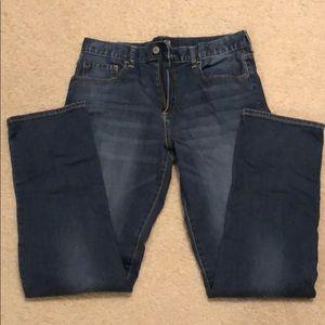 Boys Gap blue denim jeans
